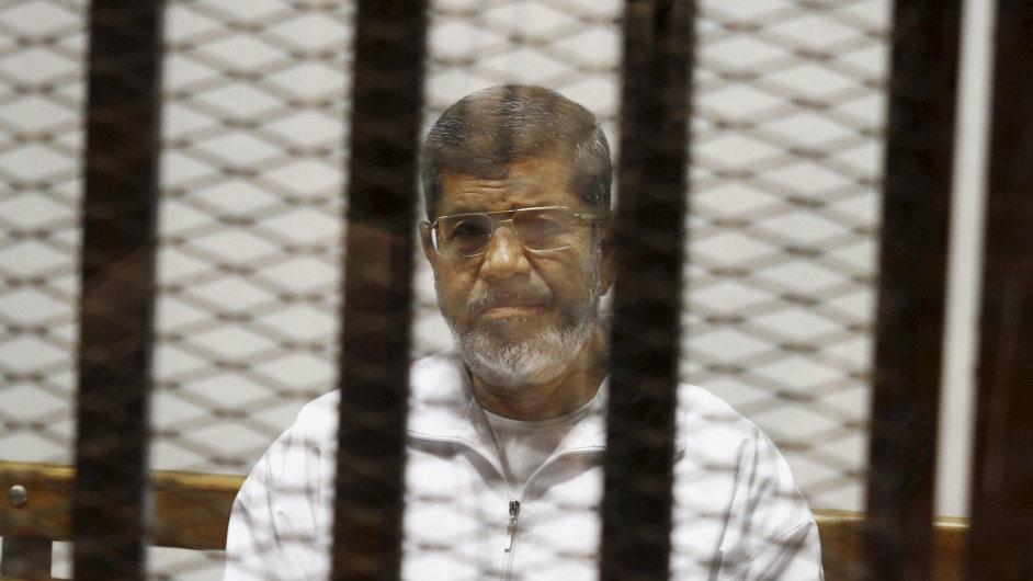 Bývalému egyptskému prezidentovi hrozil trest smrti.