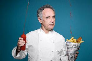 Nejlepší šéfkuchař na světě Ferran Adria rozebral šampaňské na molekuly. Byli jsme u toho