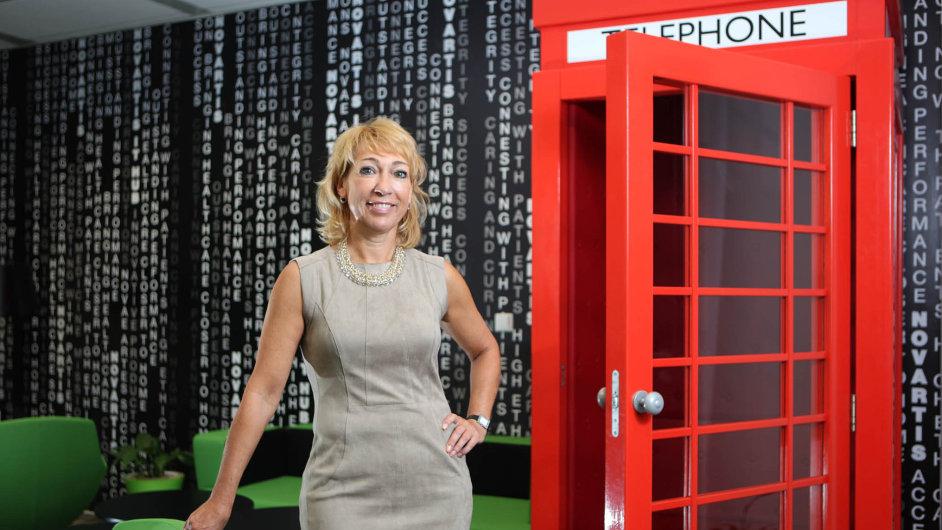 Heidrun Irschiková vede Novartis od konce roku 2012.