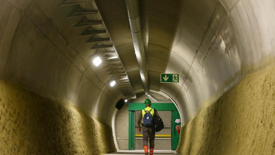 Gotthardský tunel je stavba, která ovlivní dopravu skoro v celé Evropě.