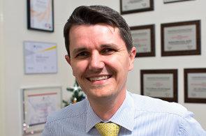 Julius Aleva, zástupce finančního ředitele ve společnosti CTP