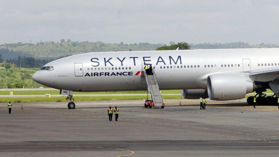 Let číslo 463 odstartoval z Mauritia v sobotu ve 21:00 místního času a do Paříže měl dorazit v neděli před 6:00 SEČ - Ilustrační foto.