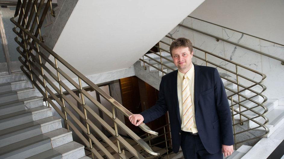 Martin  Janeček - generální ředitel Generálního finančního ředitelství