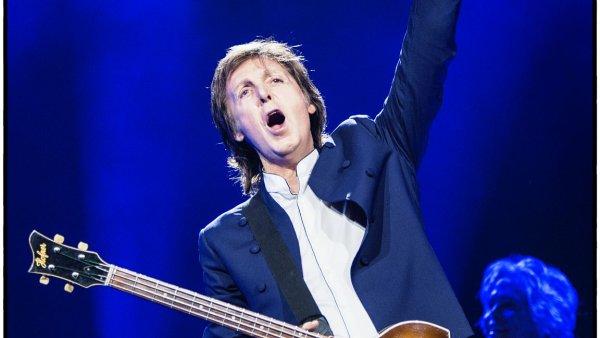 Dva dny před svými 74. narozeninami vystoupí Paul McCartney v Praze.