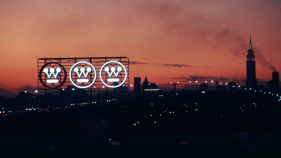 Westinghouse Sign New York.