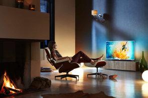 Test: Philips 49PUS6561 nadchne milovníky technologie Ambilight i videoherní nadšence