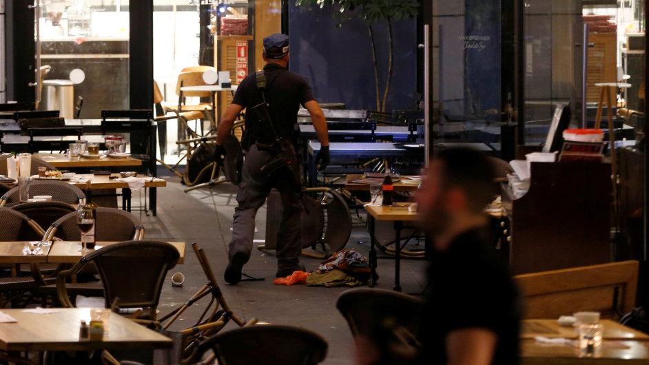 Útok, Tel Aviv