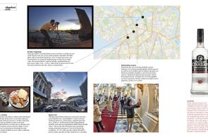 Moje víkendová cesta: Bílé noci v Petrohradě a sklenka vodky v kavárně Štěstí