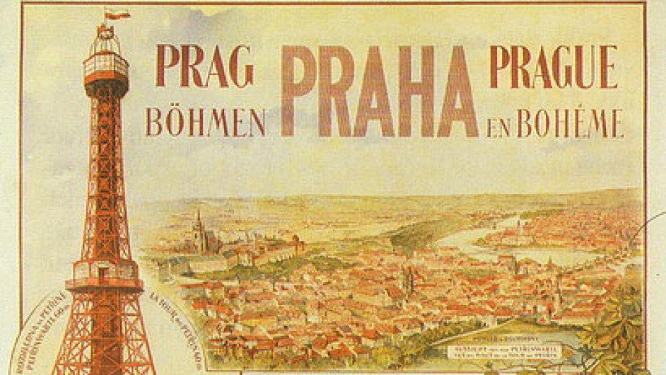 Petřínská rozhledna slaví 125 let od svého vzniku.