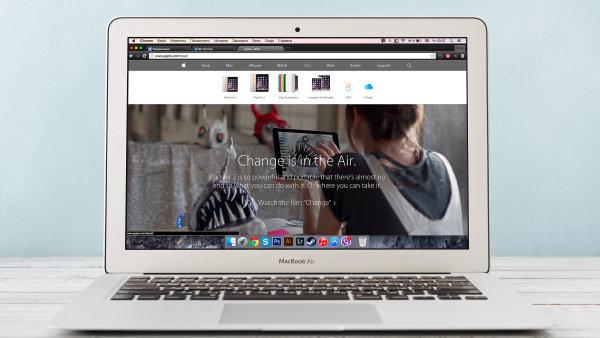 Apple za týden konečně představí nové Macbooky.