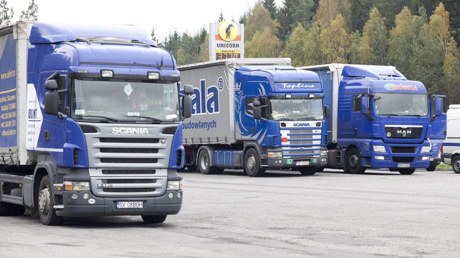 Dopravci kamiony hlídají pomocí sledovacího zařízení a další signalizace. Výjimečným případům, jako je vražda řidiče a únos vozu, ale zabránit nemohou.