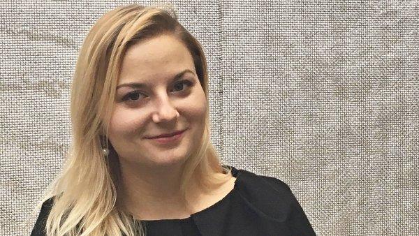 Aneta Benešová, Nestlé Infant Nutrition