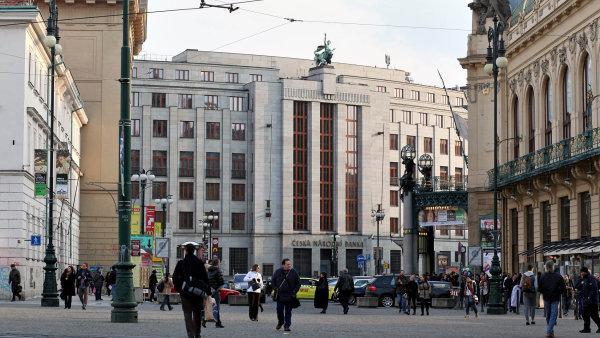 Moody's: Zvýšení rezerv ČNB je pro ratingy bank příznivé