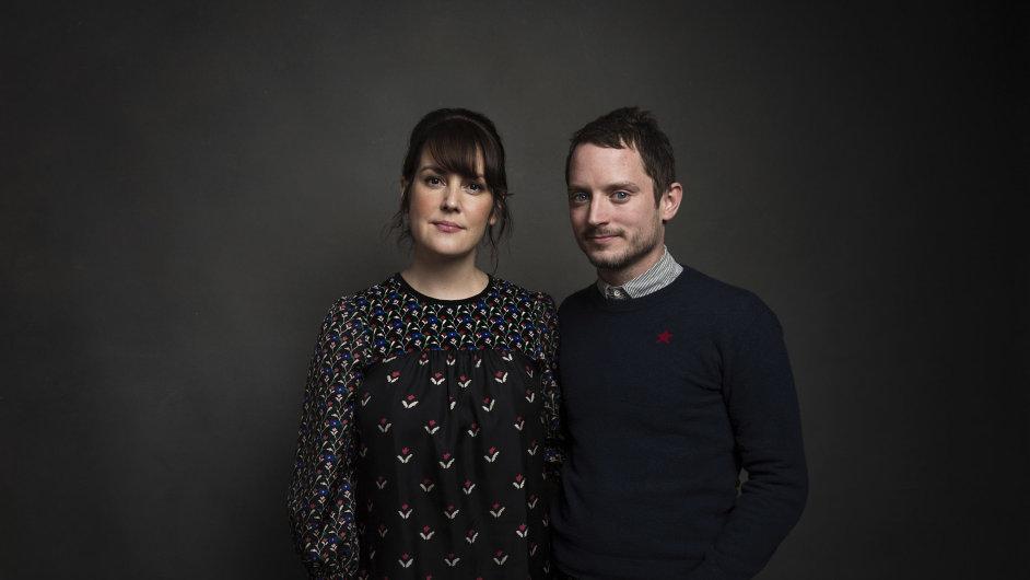 Při světové premiéře vítězného filmu na Sundance nechyběli představitelé hlavních rolí Melanie Lynskeyová a Elijah Wood.