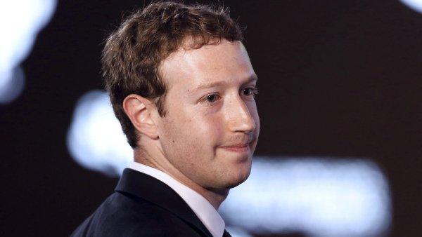 """""""Neznamená to, že nikdo nikdy neonemocní, znamená to, že si budeme schopní s nemocí poradit a nebude ohrožovat životy,"""" řekl Zuckerberg."""