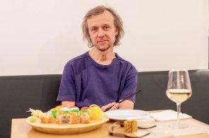 Největší problém je dělat promo sám sobě, říká spisovatel a nakladatel Martin Reiner