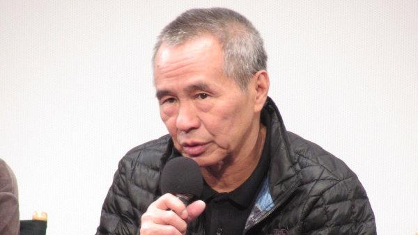 Režisér Chou Siao-sien (na snímku) za velkofilm Assassin předloni získal cenu za režii na festivalu v Cannes.
