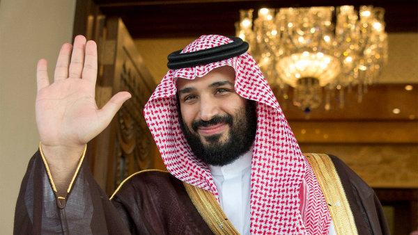 Princ Mohamed bin Salmán rozjel rozsáhlou zatýkací akci.