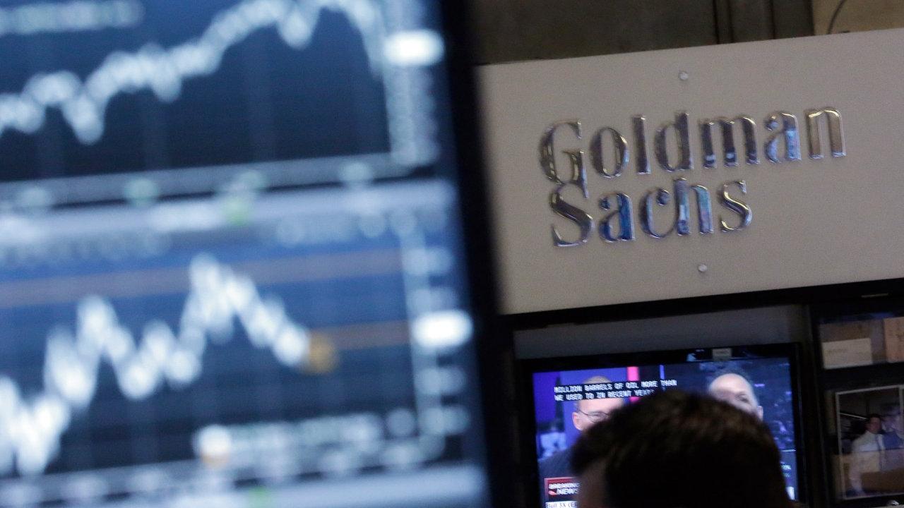 Nejštědřejší bonusy v Británii dává svým bankéřům společnost Goldman Sachs.