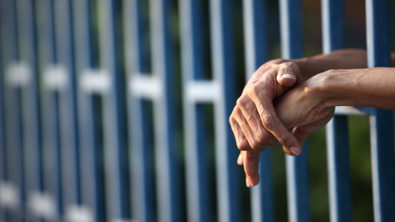 Vězeň, trest, vězení, vazba, hladovka
