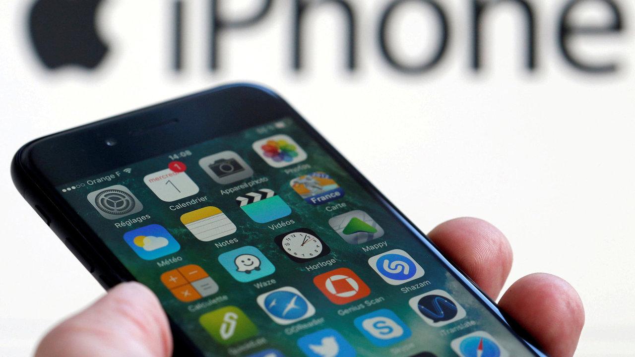 Svět čeká na nový iPhone 8.