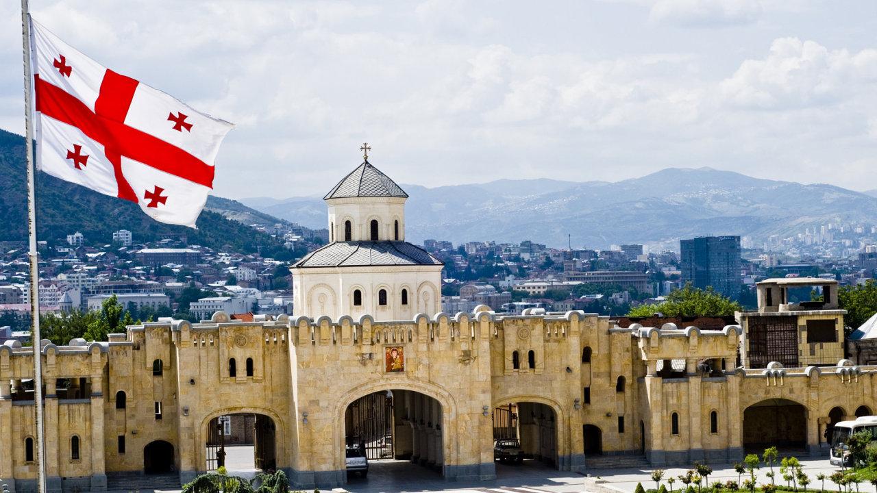 Gruzie, ilustrační foto
