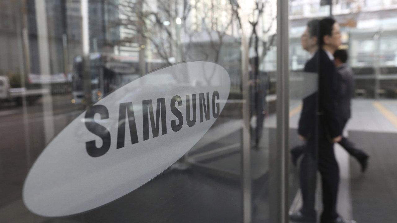 Samsung sází na kryptoměny, vyrábí čipy na těžbu bitcoinů