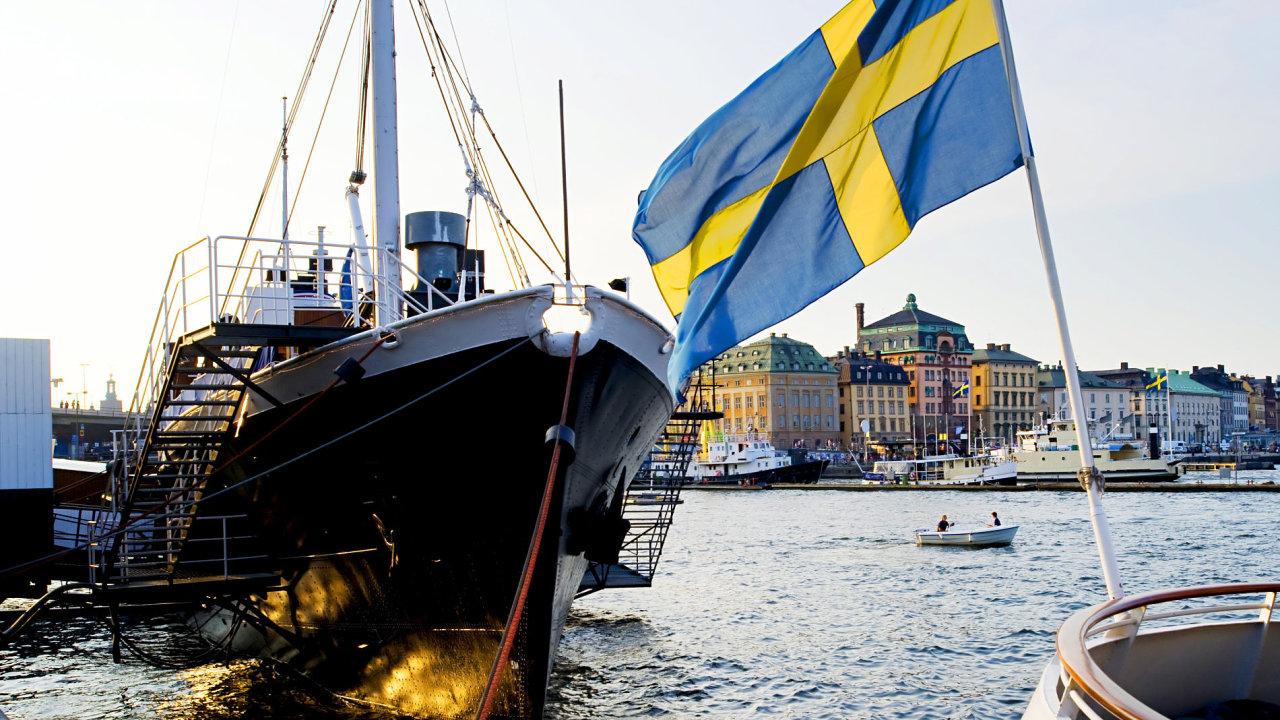 Stockholm, Švédsko, EU