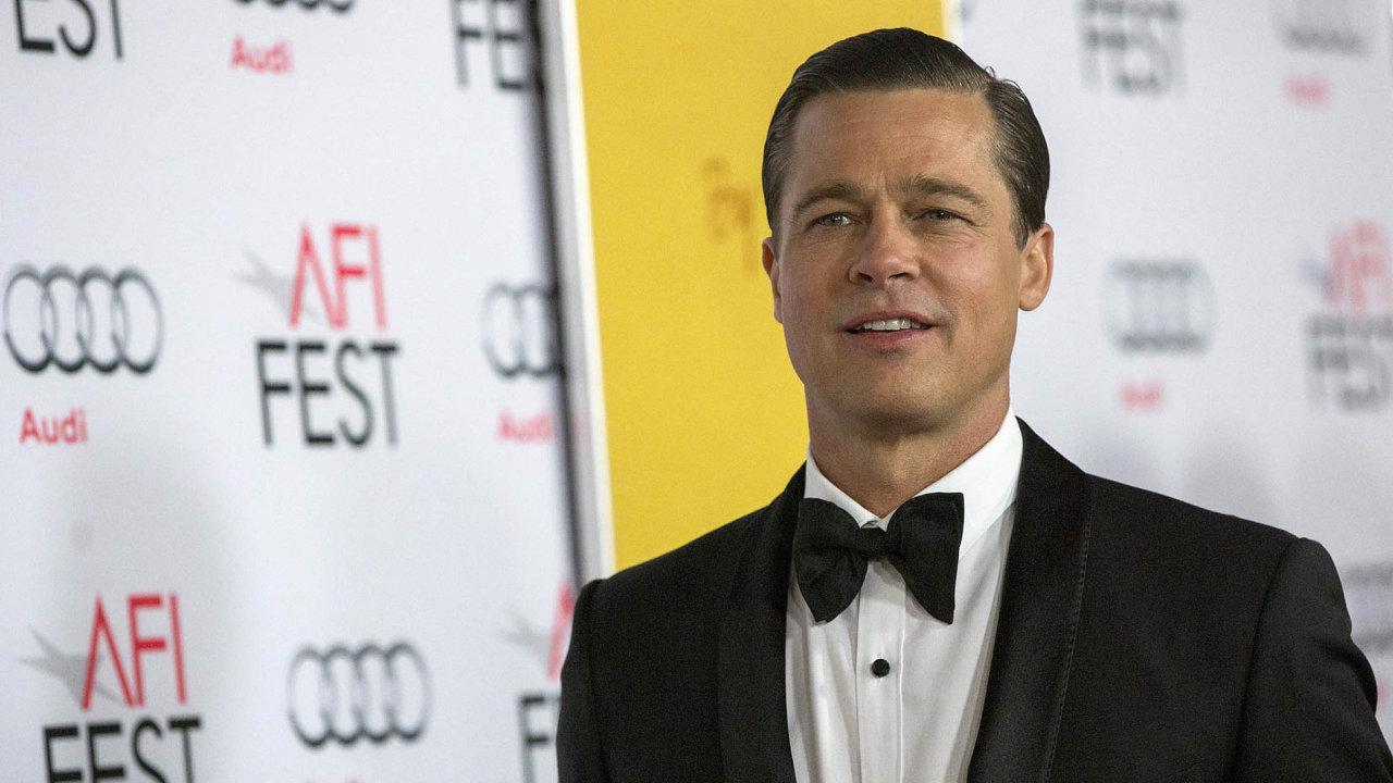 Exmanžel Jennifer Anistonové a Angeliny Jolieové.