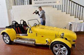 Česká automobilka Kaipan letos plánuje výrobu 25 unikátních roadsterů. Základní cena jednoho vozu přesahuje milion korun