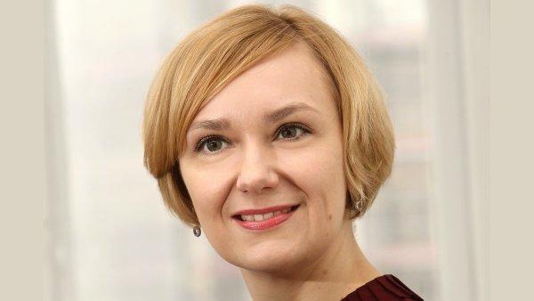 Lucia Brinzanik, výkonná ředitelka Taktiq Communications