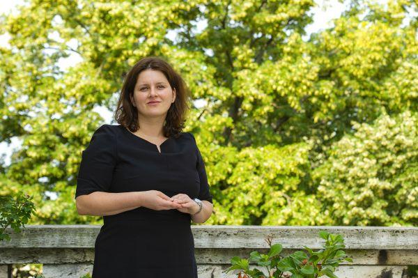 Kandidátka na ministryni práce a sociálních věcí Jana Maláčová (ČSSD).