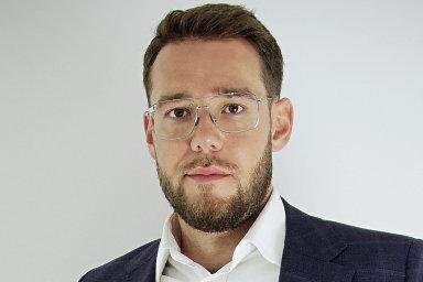 Pavel Svoreň, výkonný ředitel a člen představenstva investiční skupiny PORTIVA