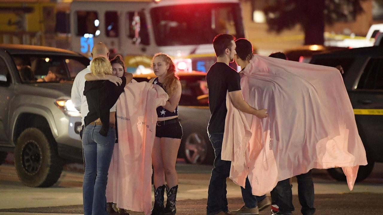 Střelba v USA, Oaks