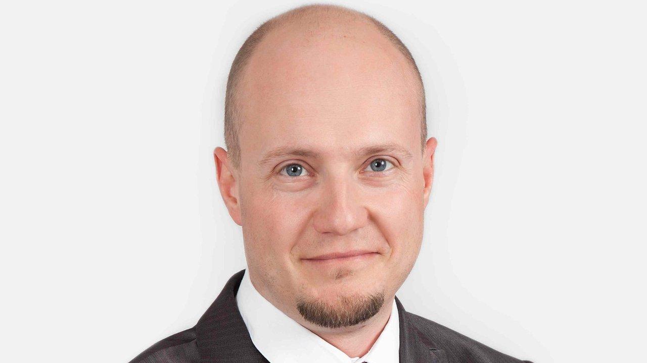 Petr Raboch, AAD Sales supervisor CZ/SK CR – obchodní vedoucí divize výrobků pro autoopravárenství společnosti 3M