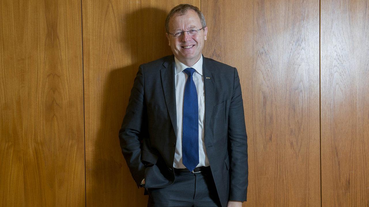 Šéf ESA Jana Wörner.