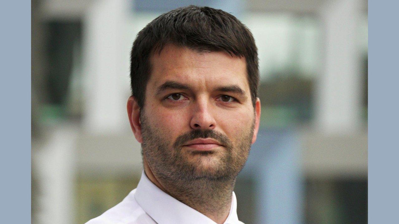 Martin Farář, tiskový mluvčí společnosti Arriva
