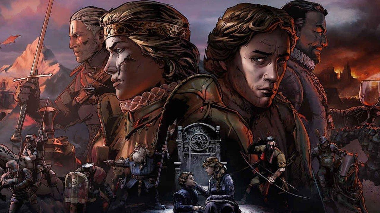 Thronebreaker: Witcher Tales vrací hráče do světa zaklínačů, sází ale primárně na karetní hru Gwint.