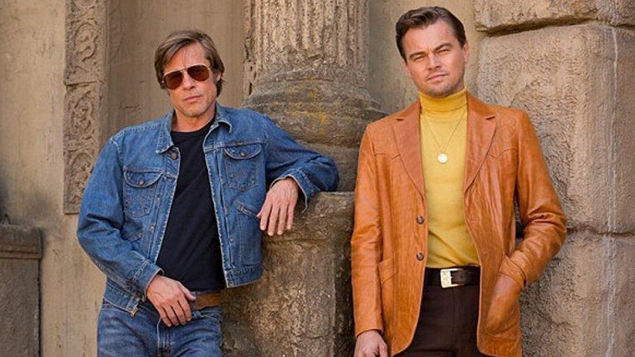 Pitt a DiCaprio jsou dokonalá dvojka.