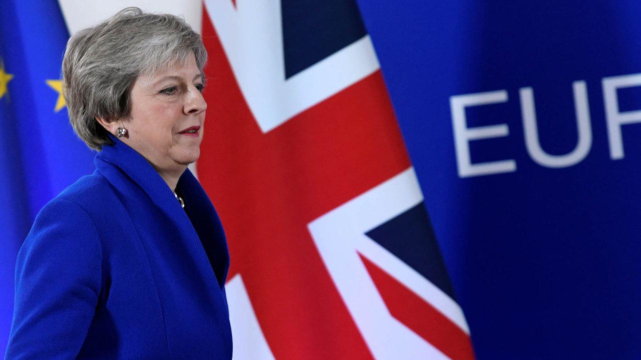Stále není jasné, jak bude brexit vypadat.