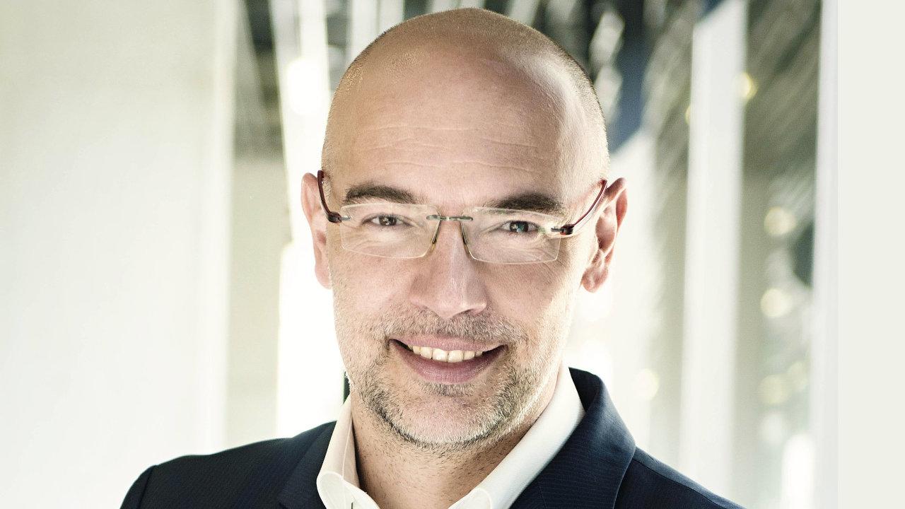 Bronislav Kvasnička, CEO agentury Wunderman Praha