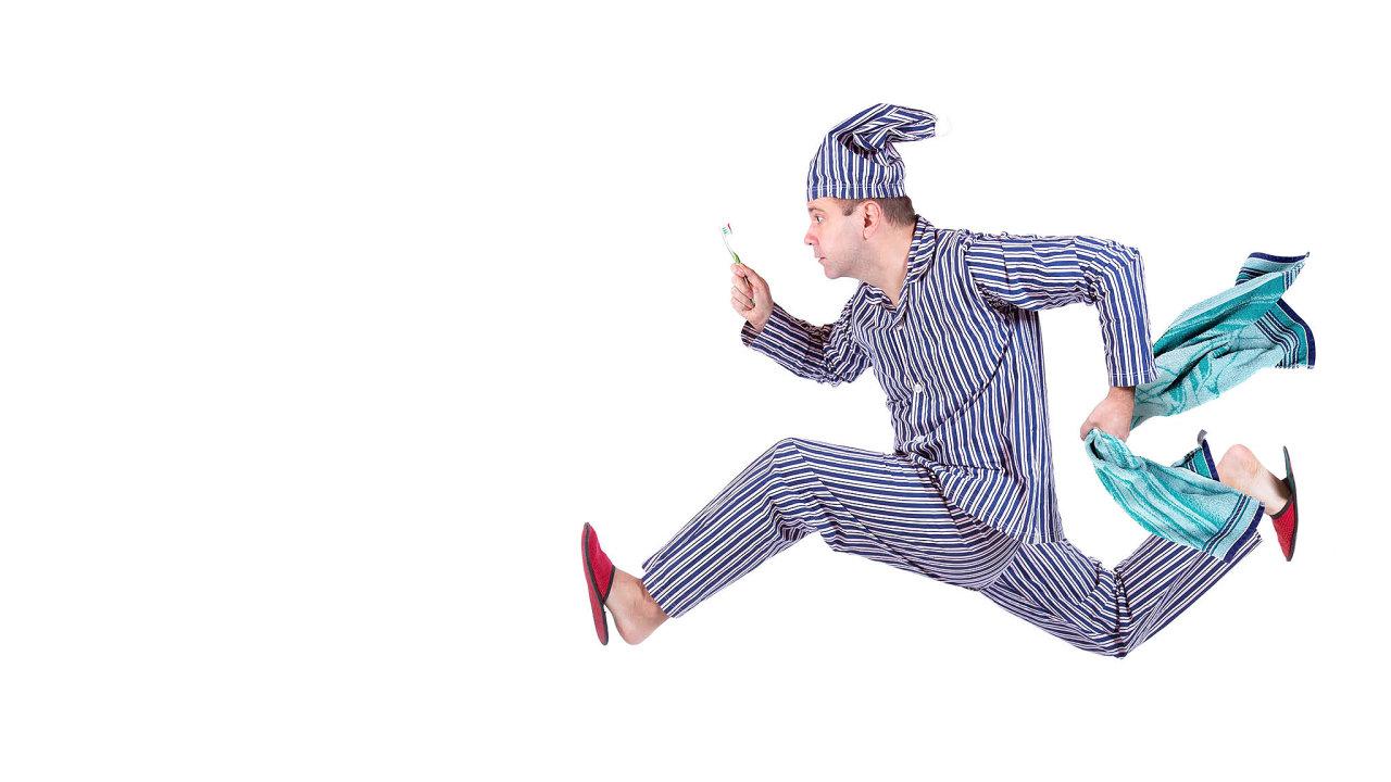 Milionová Pyjama Party
