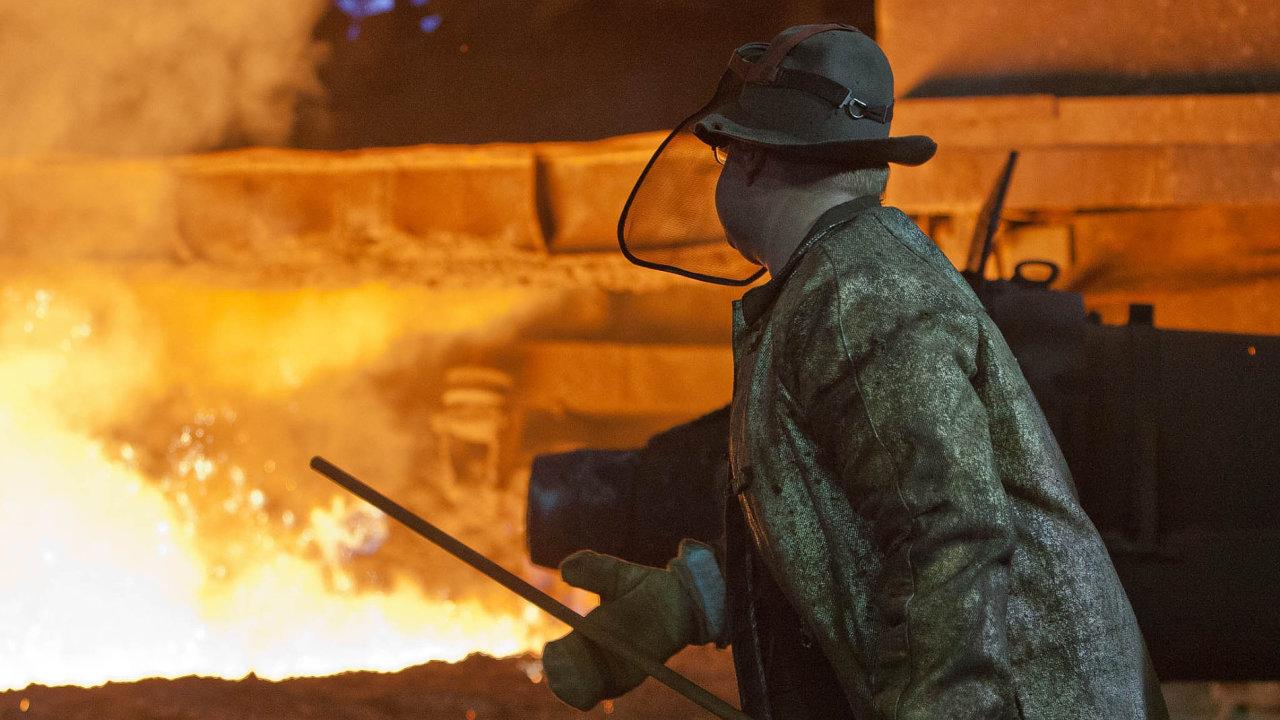 Třinecké železárny koupily firmu zabývající se přesným obráběním hliníku.