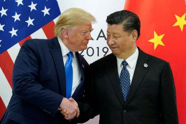 Po dalším kole obchodních jednání minulý týden americký prezident Donald Trump prohlásil, že se podařilo dosáhnout první fáze dohody o ukončení obchodní války.
