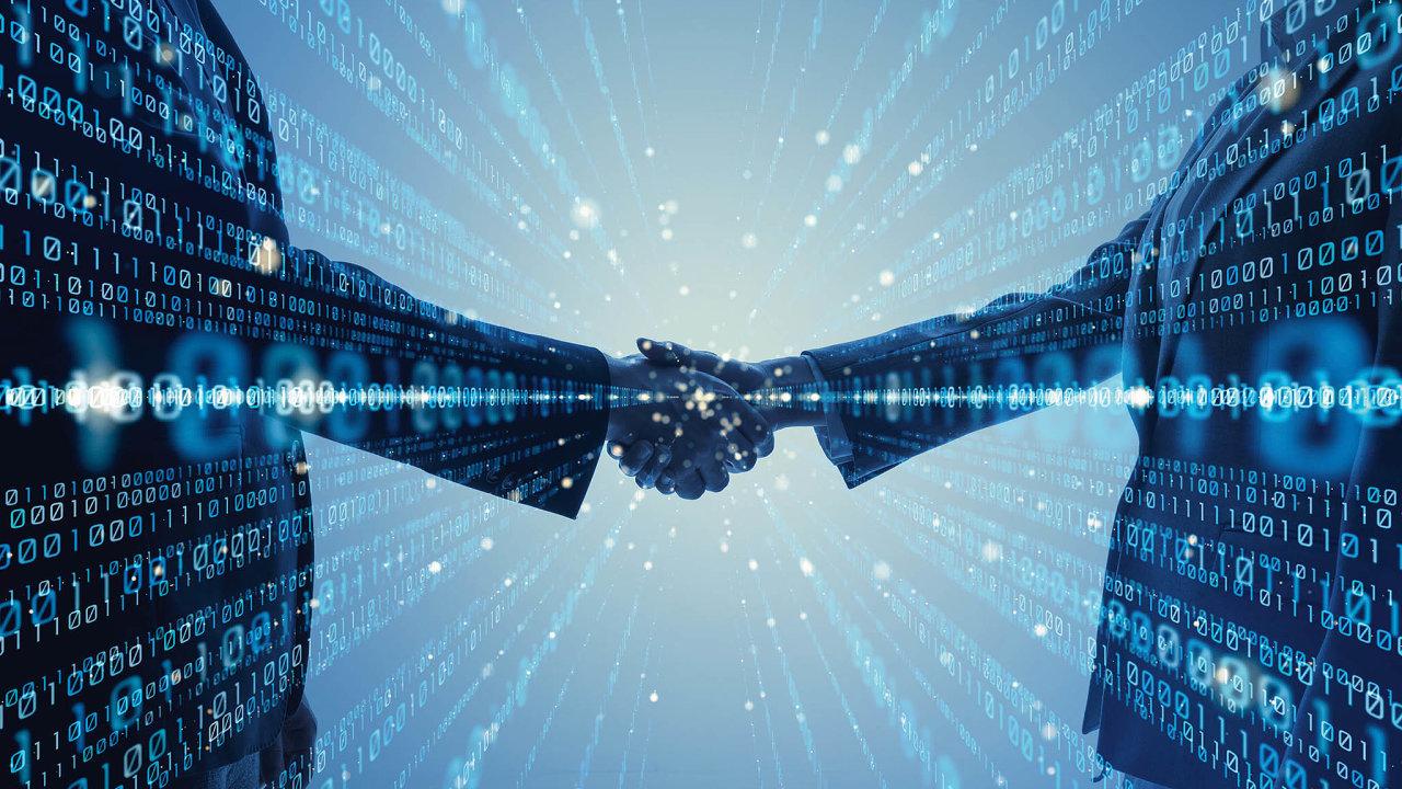 Od digitalizace agend k neutuchající digitální transformaci byznysu