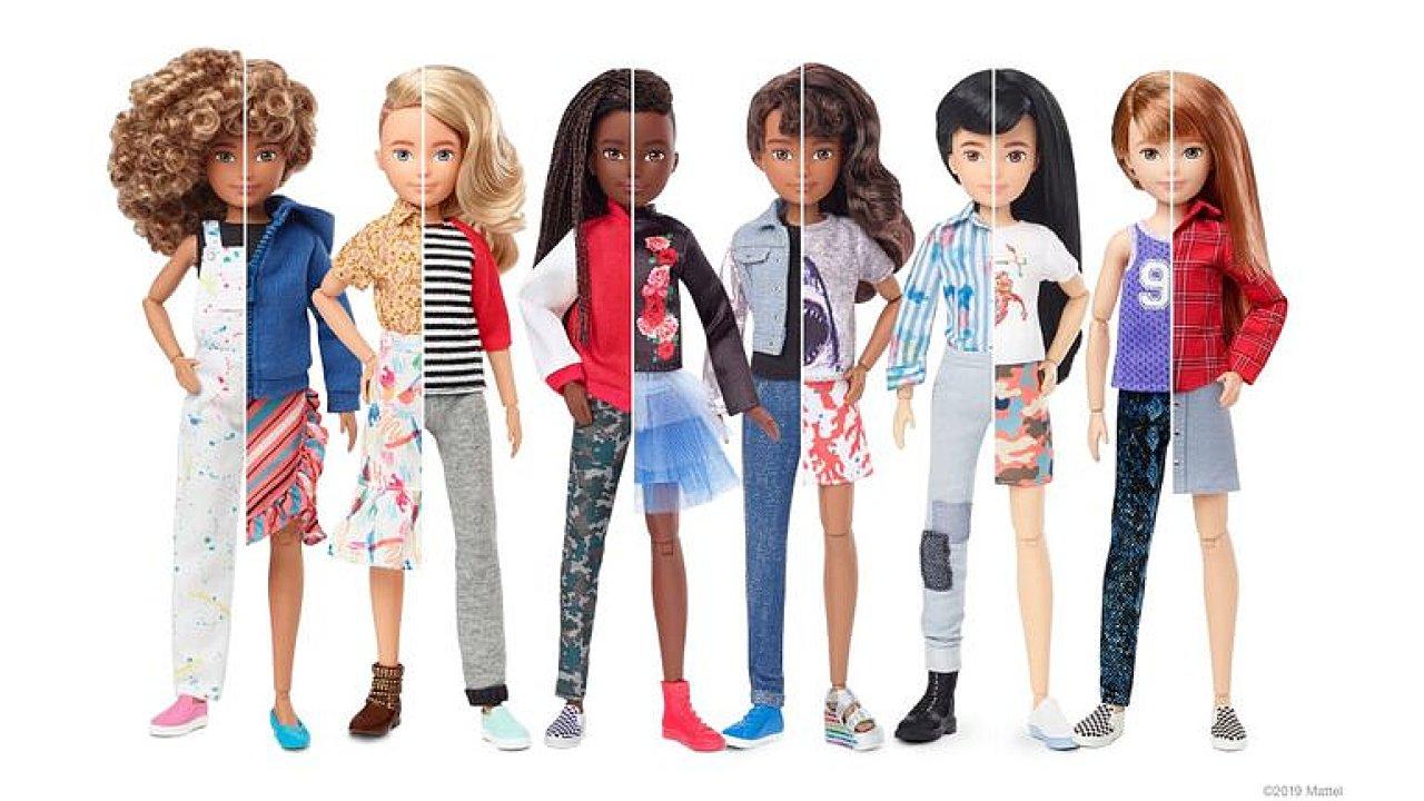 Sloboda: Genderově neutrální Barbie je v pořádku, rodiče už nechtějí zatížené hračky