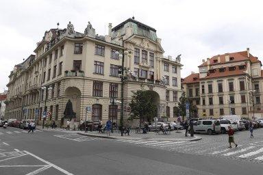 Čtyři roky jsou krátké na to, aby se stihly projekty dovést od myšlenky po přestřihnutí pásky - podle Svazu měst a obcí. Na snímku pražský magistrát.