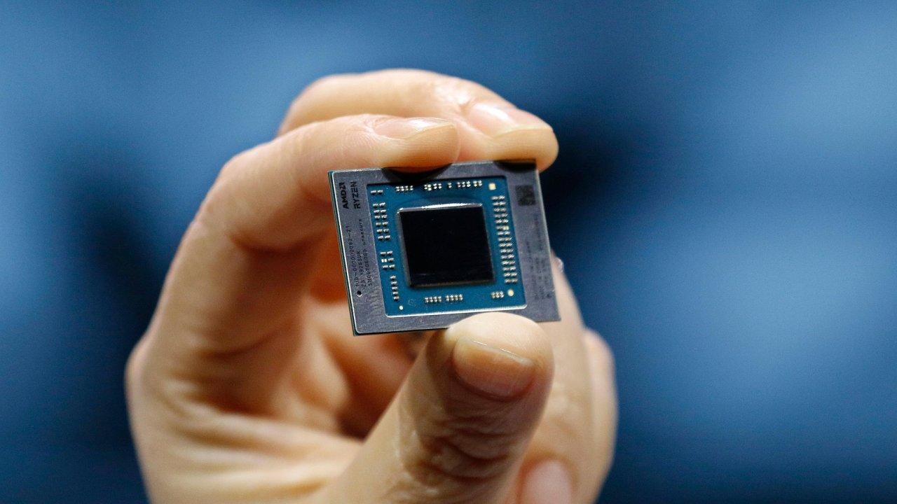 AMD představilo nejvýkonnější mobilní čipy na trhu.