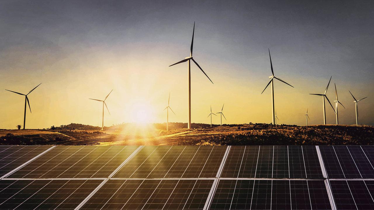 Zelenější anízkouhlíková Evropa má přejít načistou aspravedlivou energii.