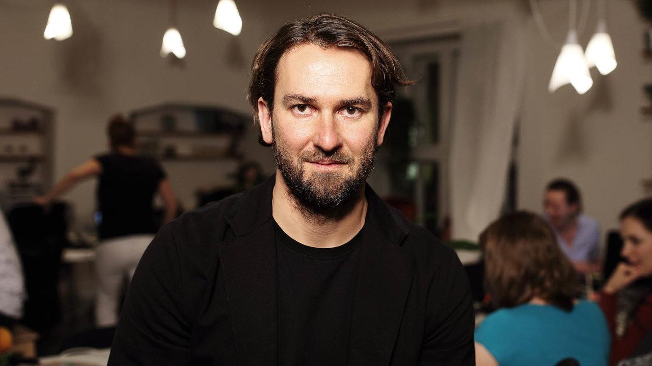 Martin Pejša, majitel Creative Docku.